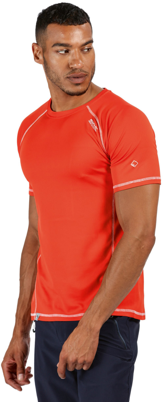Regatta Herren Virda Ii Quick Drying Active Sports T-Shirt